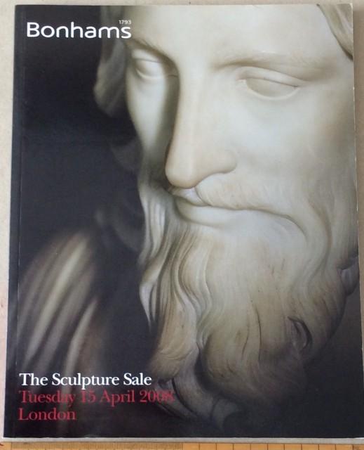 Bonhams catalogue The Sculpture Sale, London 15th April 2008.