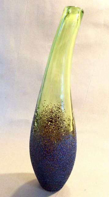 C2000 Kosta glass vase by Monica Backstrom