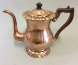 Copper coffee pot C1840
