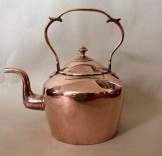 Late Georgian Copper kettle