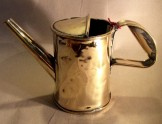 Brass lamp filler oil can