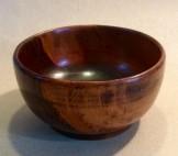 Lignum Vitae porridge or butter bowl