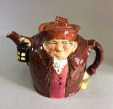 "Royal Doulton ""Old Charlie"" teapot"