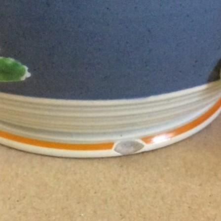 Detail: Sunderland lustre creamware moulded jug